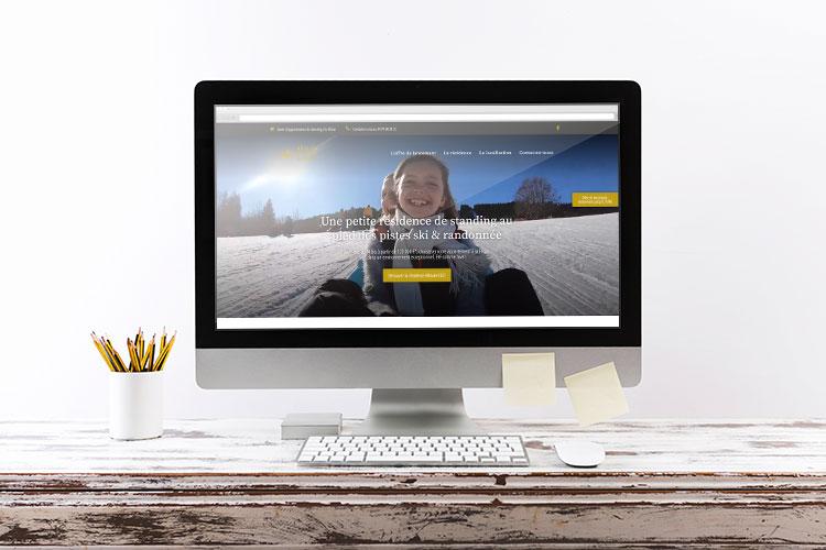 Création de sites internet pour l'immobilier à Chambéry